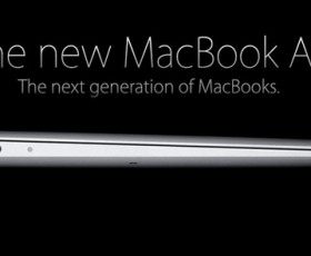 Apple rinnova il MacBook Air