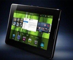 Blackberry Playbook annunciato per l'estate!