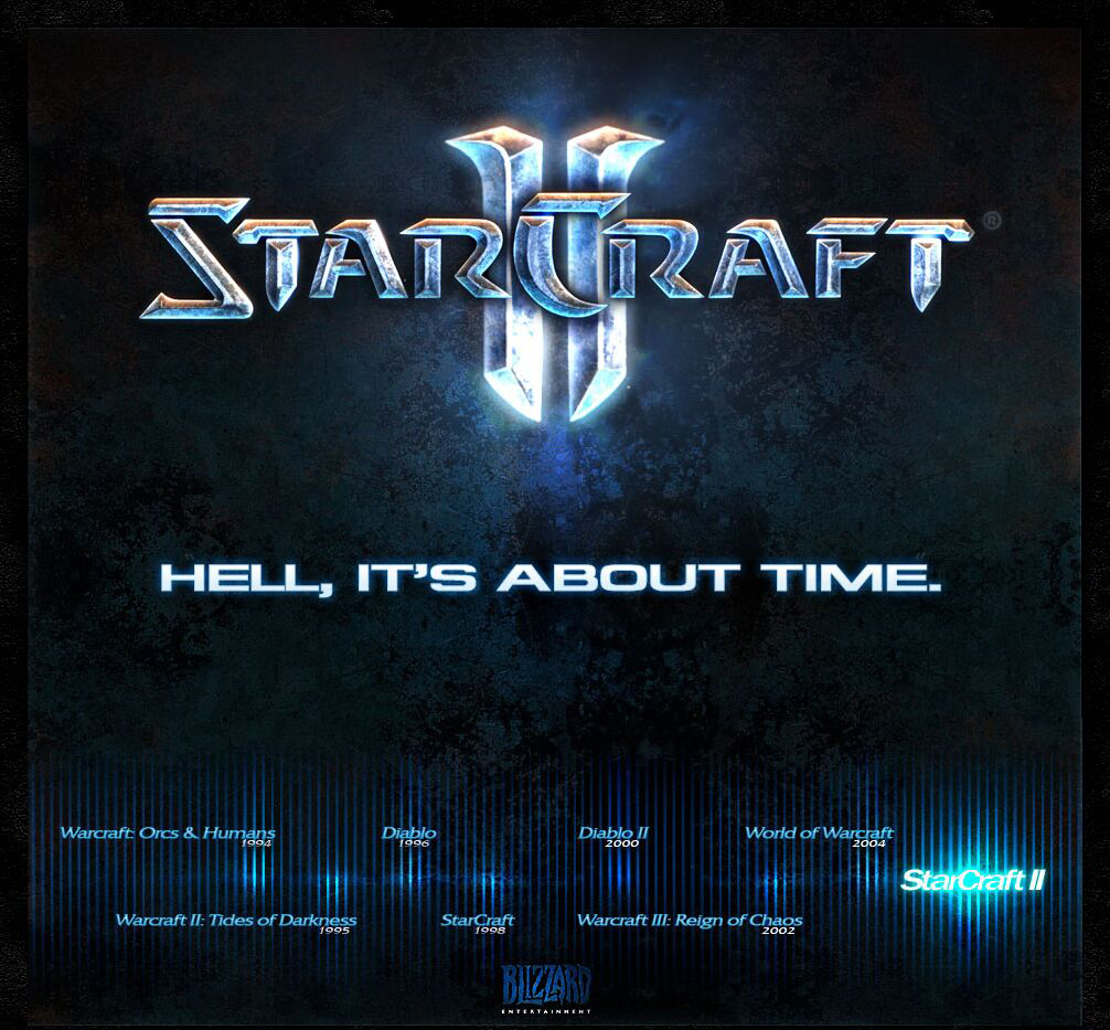 Starcraft II – Wings of Liberty